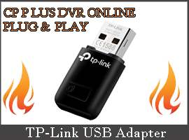 tp link for cp plus dvr