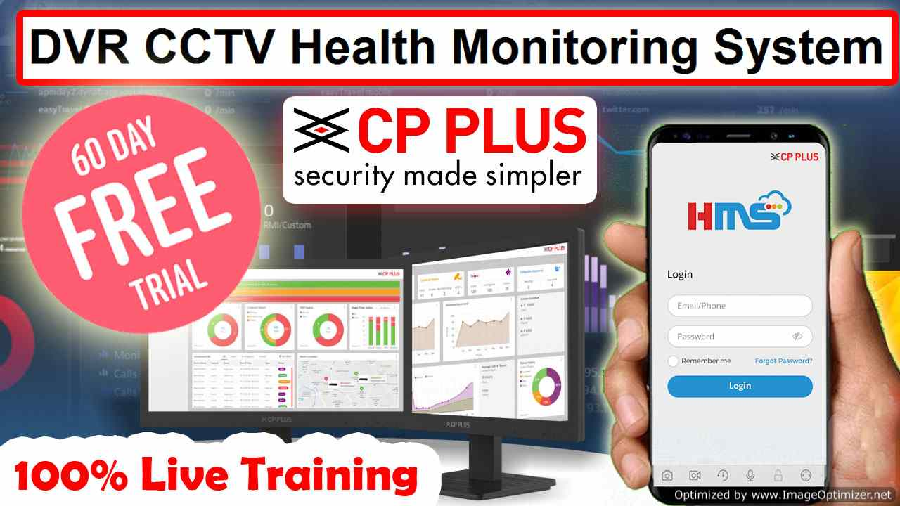 CP Plus Health Monitoring Solutions